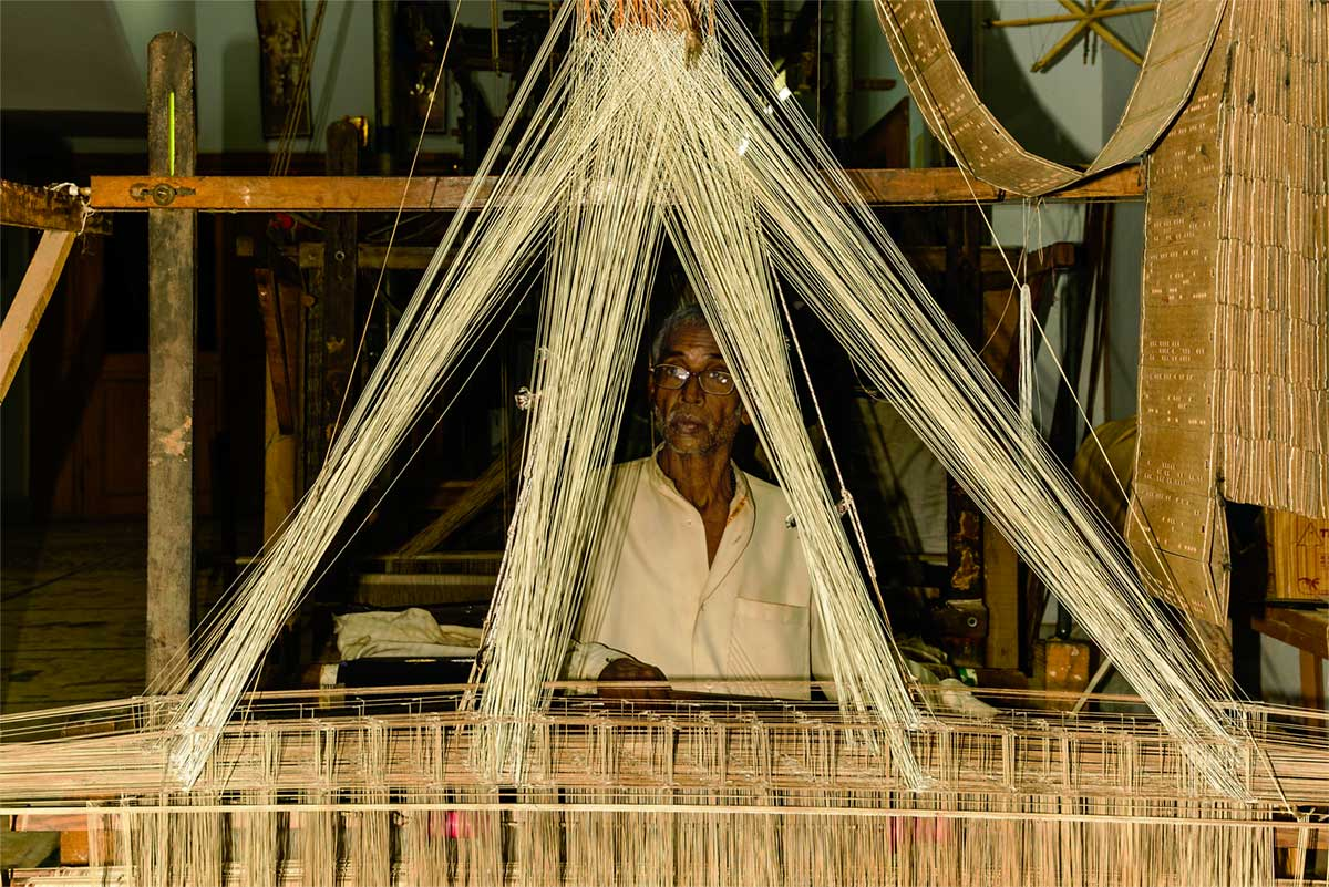 Caught in his own web of tradition?