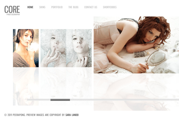 Web Templates for Photographers
